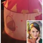 Chrissy Teigen's Pink Princess Castle Tent On Instagram Stories