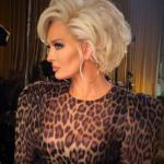 Erika Jayne Girardi's Leopard Dress in Confessionals