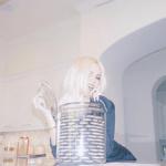 Khloe Kardashian's Glass Cookie Jar On Instagram