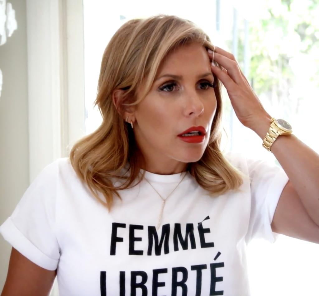 Tracy Tutor's Femme Liberté T Shirt