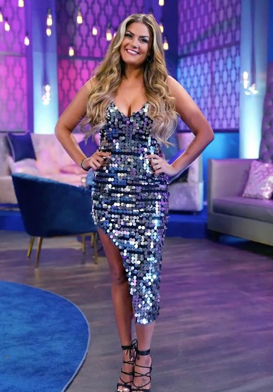 Brittany Cartwright's Season 7 Reunion Dress
