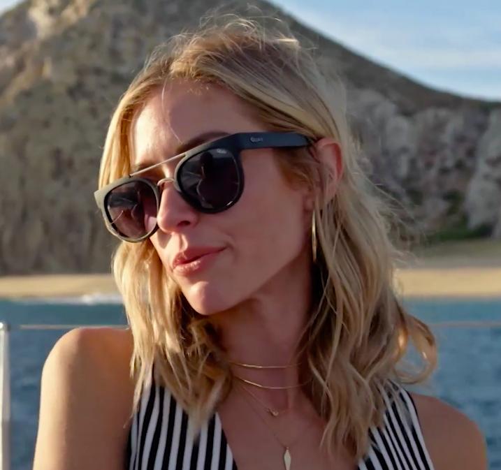 Kristin Cavallaris Sunglasses