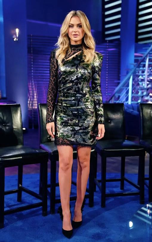 Lala Kent's Season 7 Reunion Dress