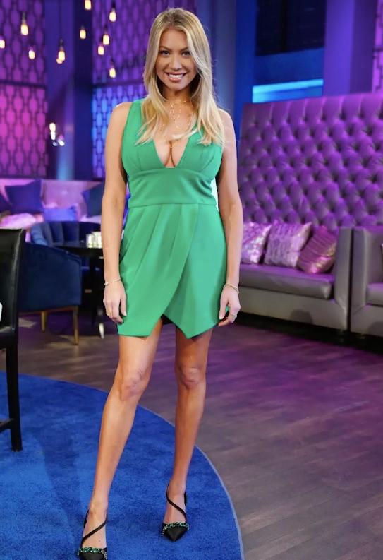 Stassi Schroeder's Season 7 Reunion Dress