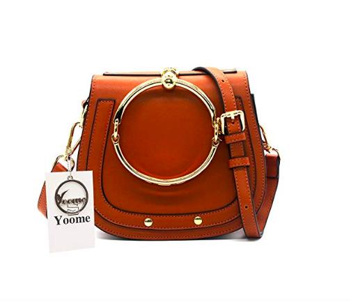 Brown Ring Bag