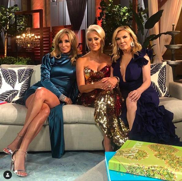 Sonja Morgan's Season 11 Reunion Dress
