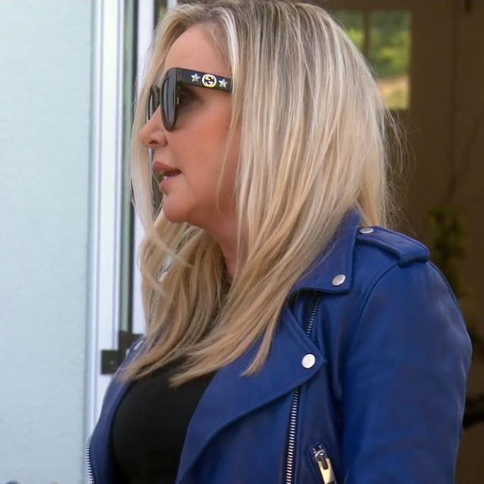 Shannon Beador's Star Sunglasses