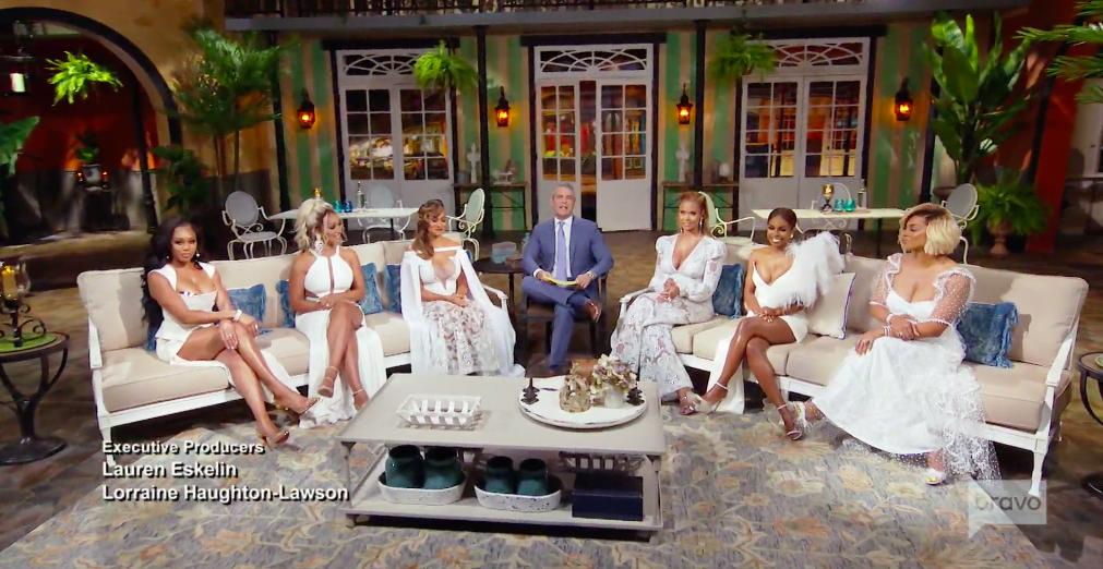 Real Housewives of Potomac Season 4 Reunion Fashion
