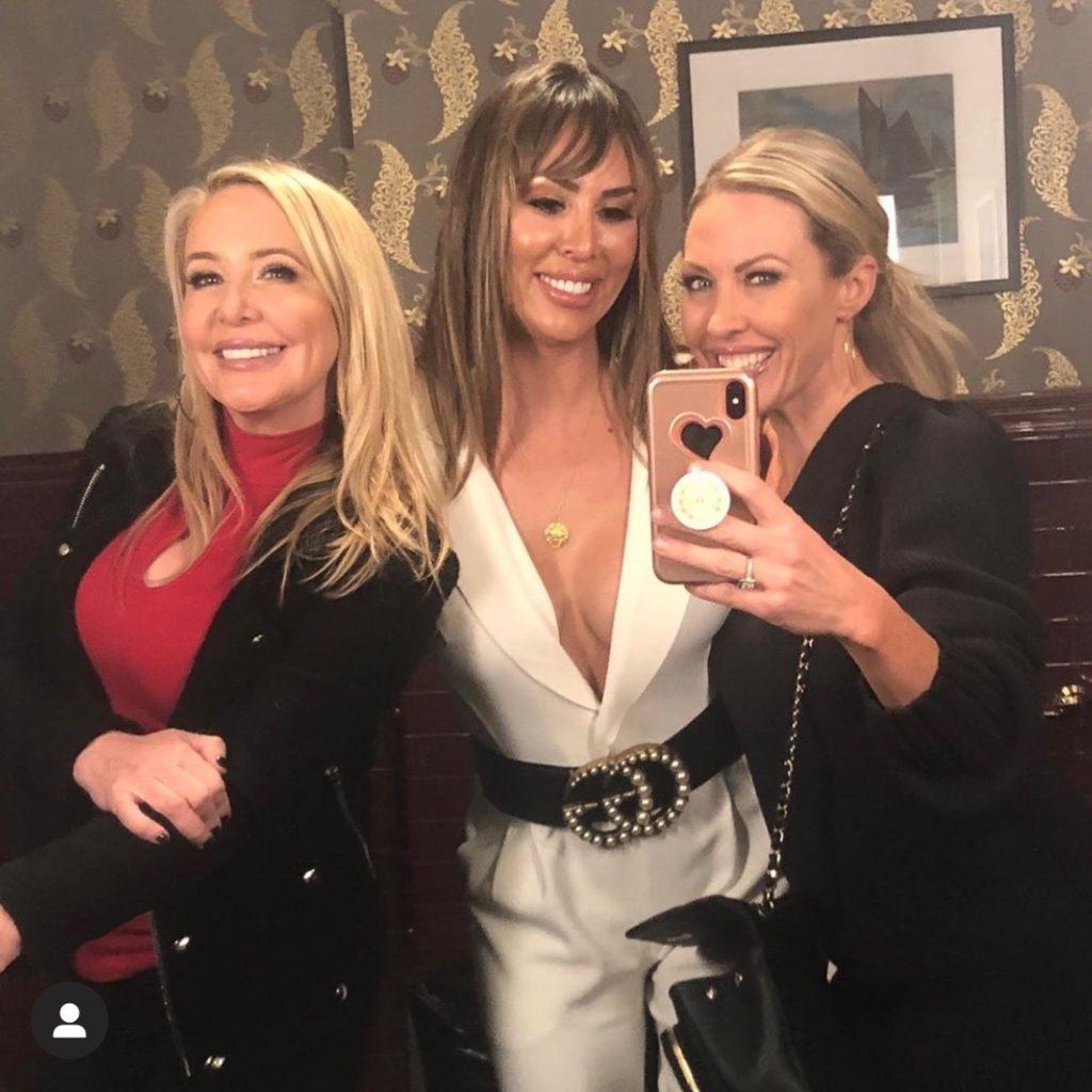 Kelly Dodd's Pearl Gucci Belt