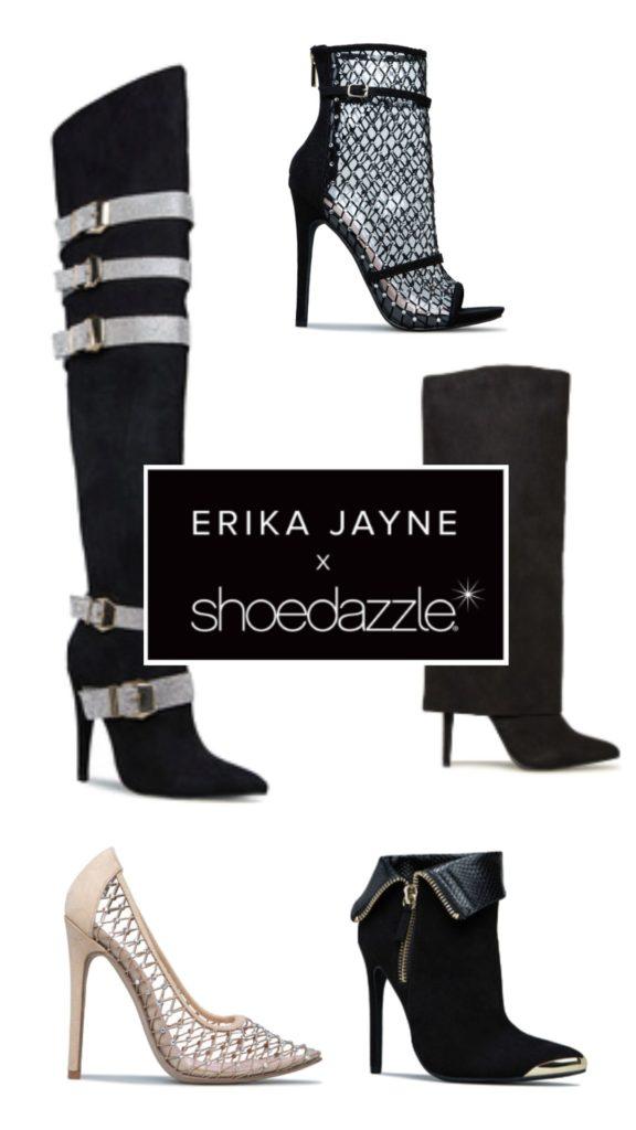 Erika Jayne x Shoe Dazzle