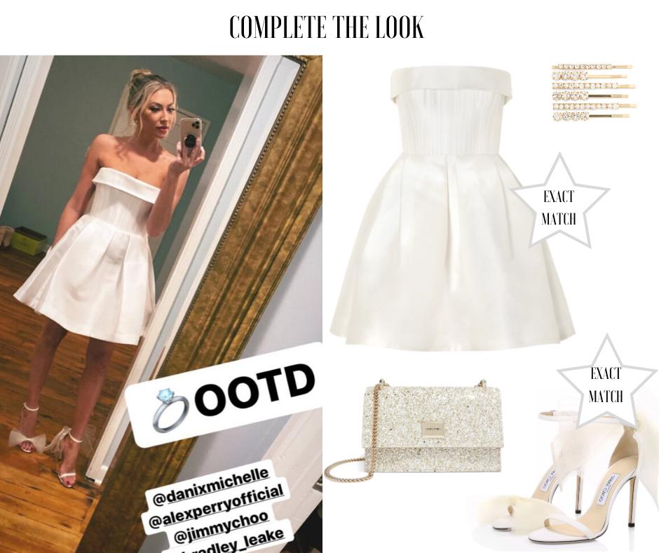Stassi Schroeder's Engagement Dress