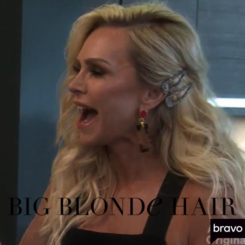 Tamra Judge's Crystal Hair Clips