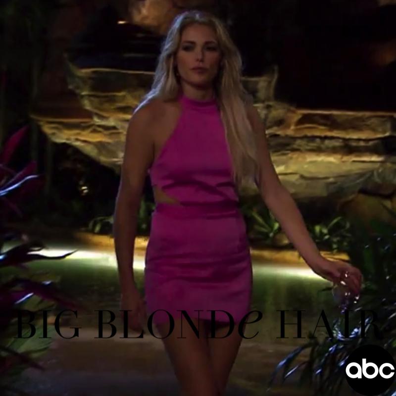 KelseyWeier's Pink Cut Out Dress