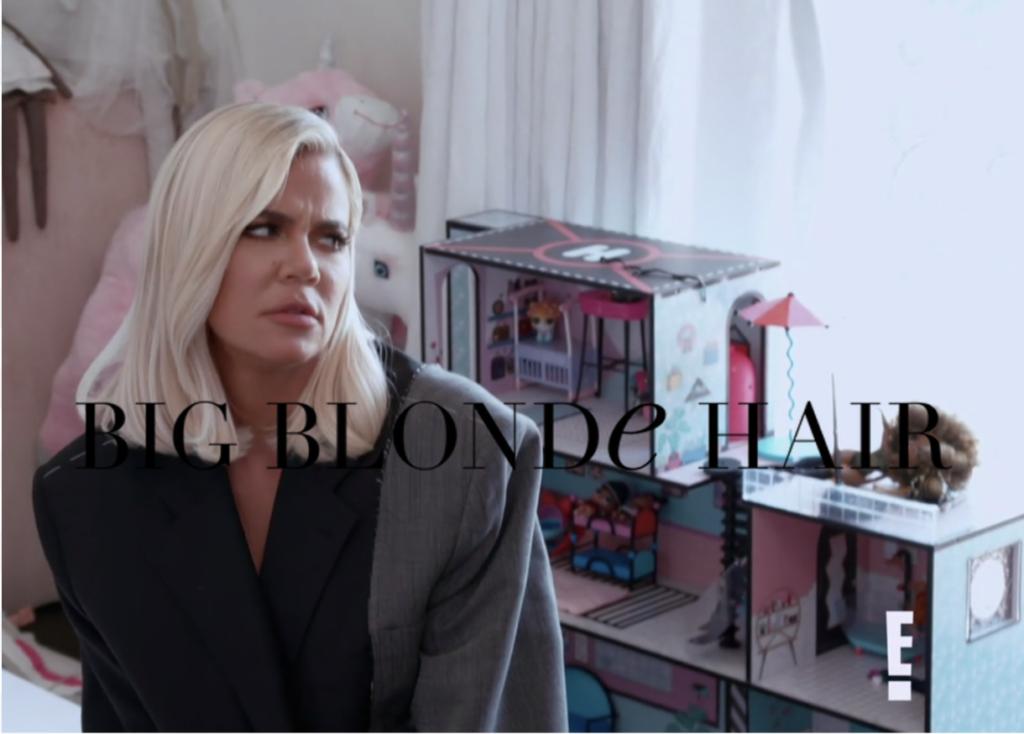 Kourtney Kardashian's Toy Doll House in Penelope Disick's Room