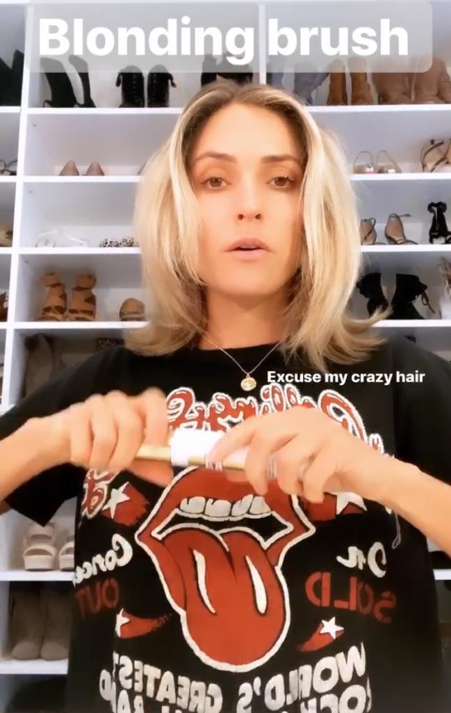 Kristin Cavallari's Rolling Stones Tee