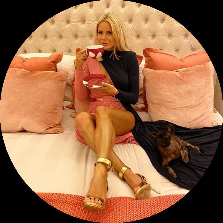 Caroline Stanbury Real Housewives Zodiac Sign Fashion