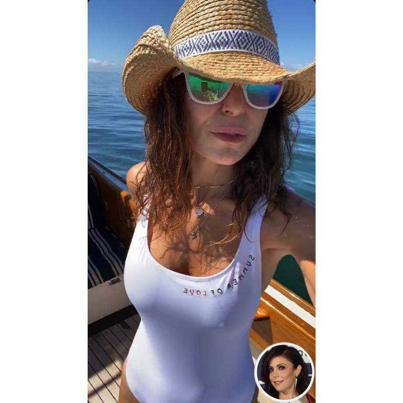 Bethenny Frankel's Summer of Love Swimsuit