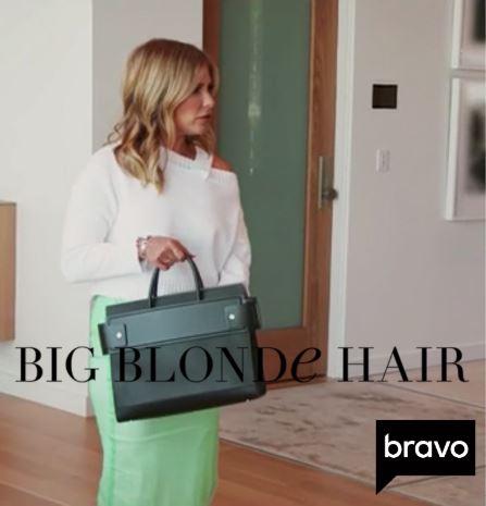 Tracy Tutor's Black Givenchy Bag