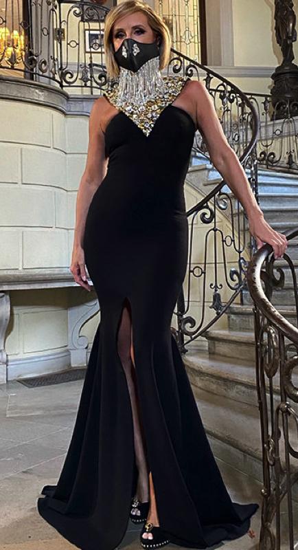 Sonja Morgan's Season 12 Reunion Dress