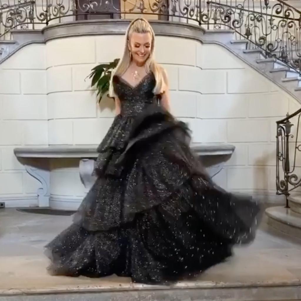 Tinsley Mortimer's Season 12 Reunion Dress