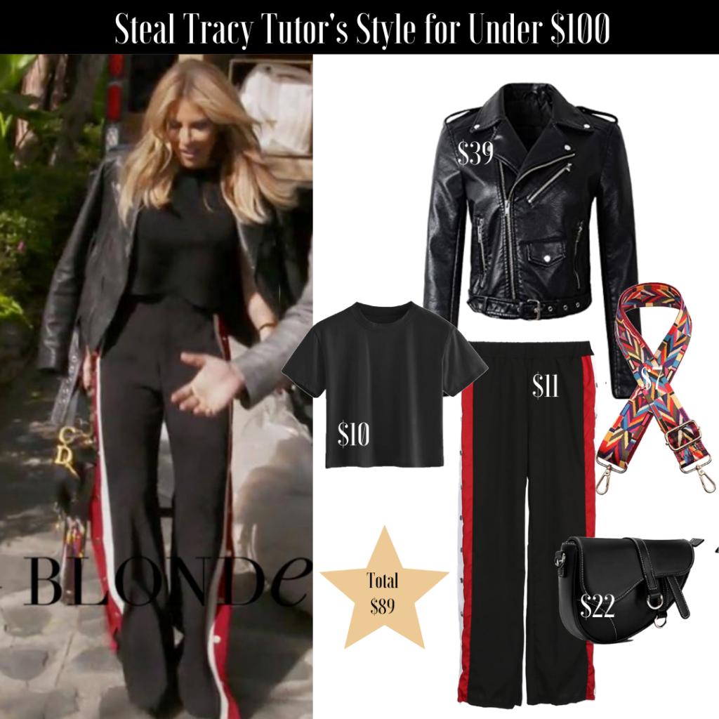 Tracy Tutor's Style Under $100