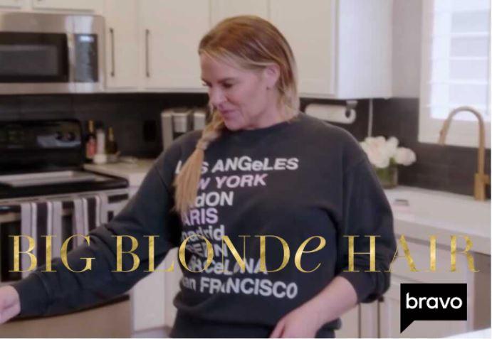 Heather Gay's Grey City Sweatshirt