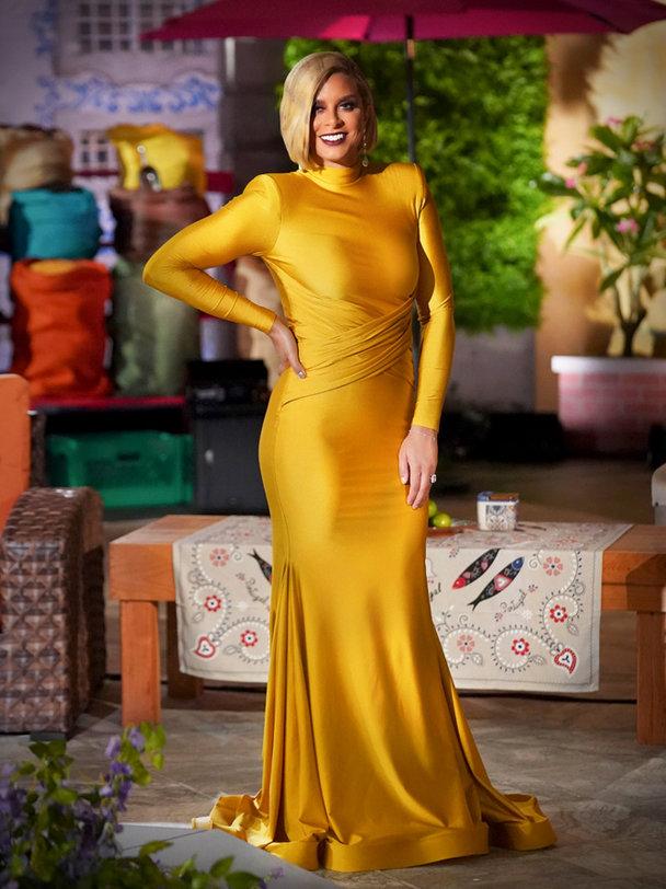 Robyn Dixons Season 5 Reunion Dress