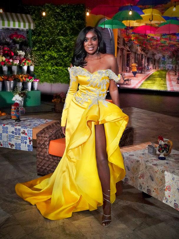 Wendy Osefos Season 5 Reunion Dress
