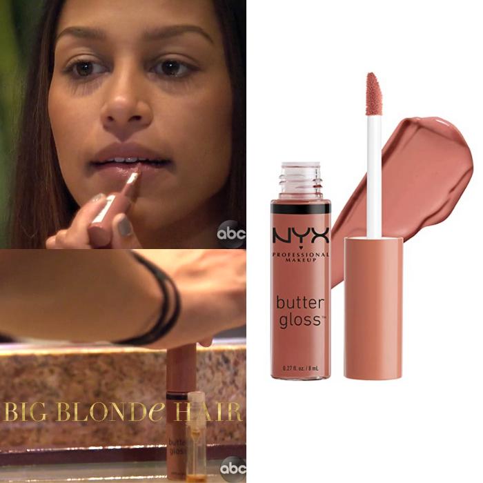Serena Pitt's Lip Gloss