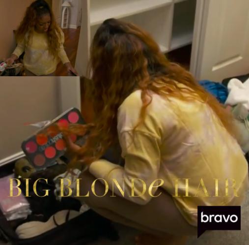 Drew Sidora's Blush Palette