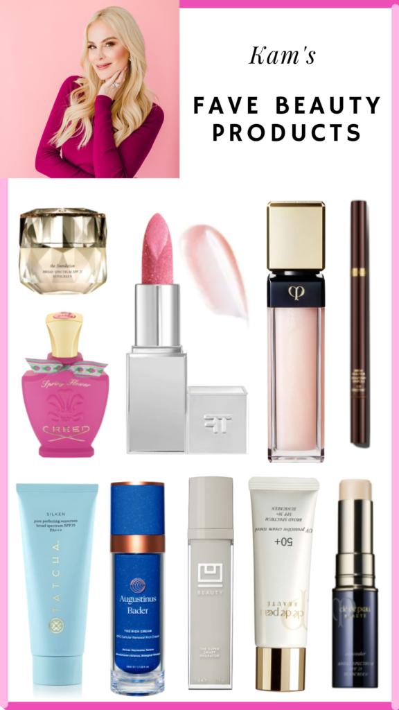 Kameron Westcott Favorite Makeup Products