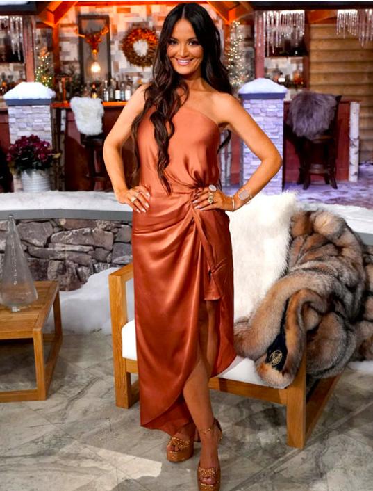 Lisa Barlows Real Housewives of Salt Lake City Season 1 Reunion Dress