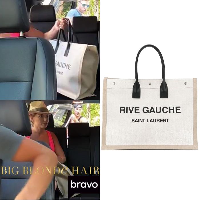 Lindsay Hubbard's Rive Gauche Tote