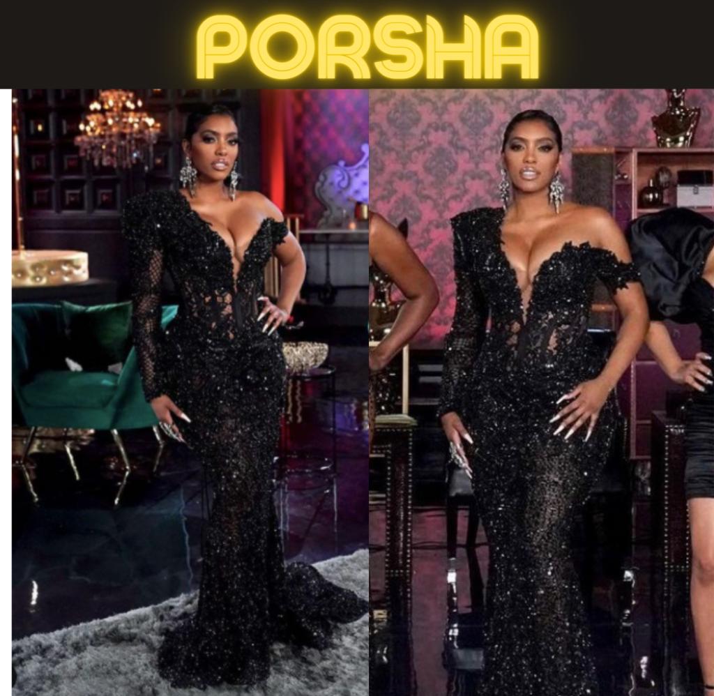 Porsha Williams' Season 13 Reunion Look
