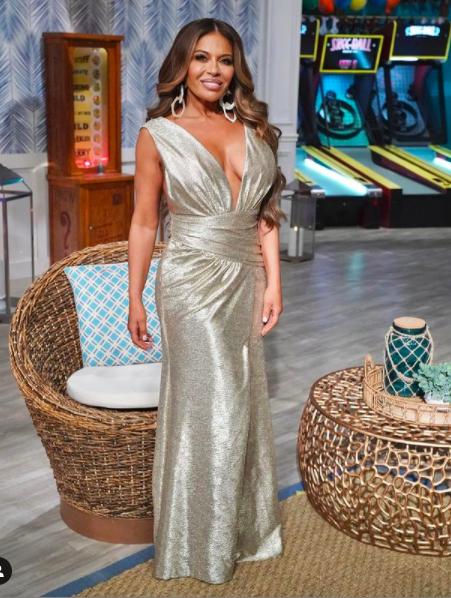 Dolores Catania's Season 11 Reunion Dress