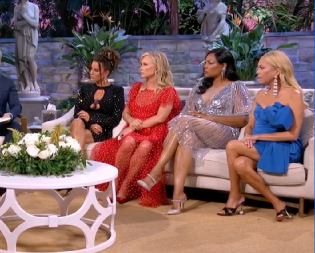 Kathy Hilton's Season 11 Reunion Dress