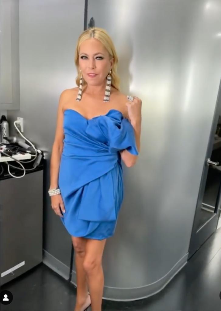 Sutton Stracke's Season 11 Reunion Dress